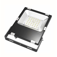 LED Slim Flutlicht  |  390mm x 295mm x 60mm  |  100W  |  12700lm  |  5000K